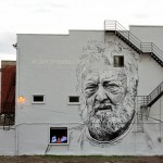 ECB New Mural For Wall Therapy '14 – Rochester, USA