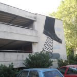 Escif New Murals in Zagreb, Croatia