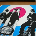 Rourke Van Dal 'Adidit' Screenprint Next Friday