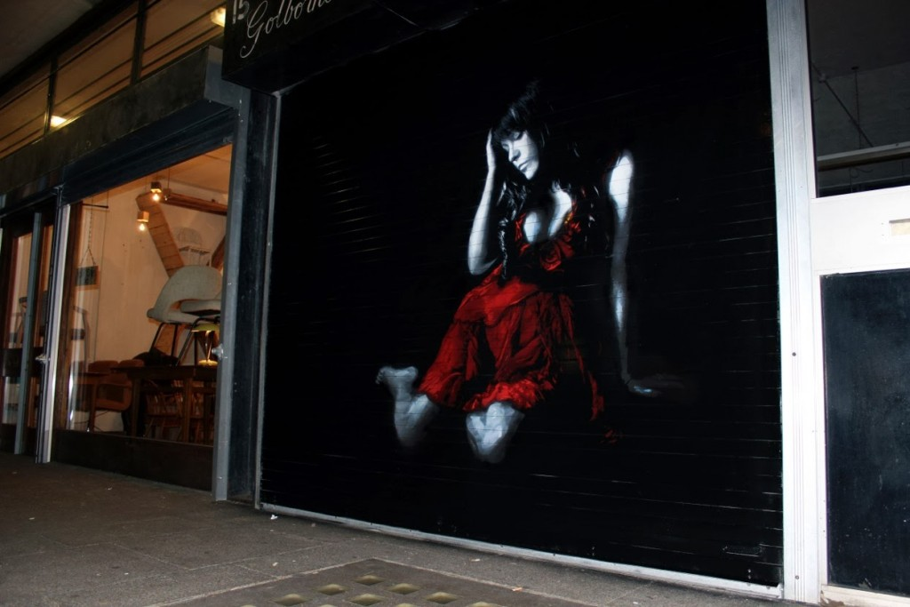 Snik New Street Pieces – London, UK