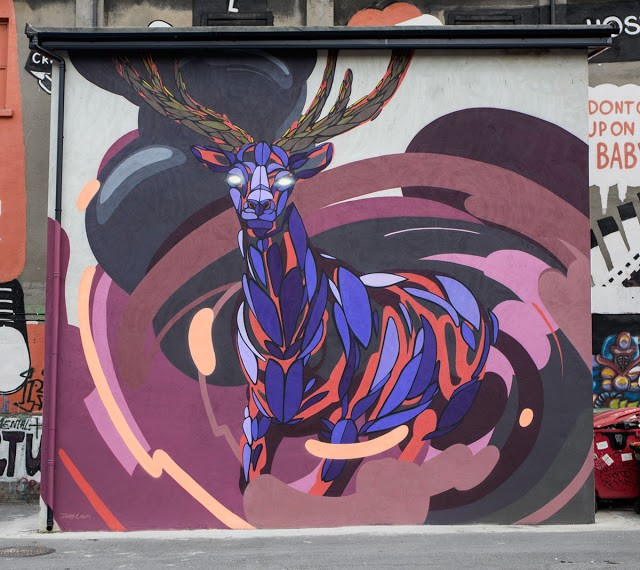 James Earley unveils a series of new pieces in Dublin, Ireland
