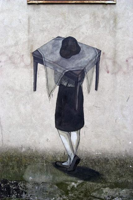 Hyuro New Street Art Piece - Arles, France