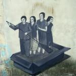 Hyuro New Street Art Piece – Arles, France (Part II)