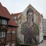 Aryz New Mural For We Aart – Aalborg, Denmark