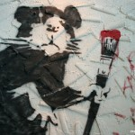 Banksy New Exhibition At Keszler Gallery, Southampton NY Coverage