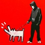 """BANKSY """"Choose Your Weapon"""" Print In Store Queue"""