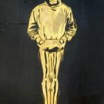Mr Brainwash New 'Banksy Oscar' Mural In LA