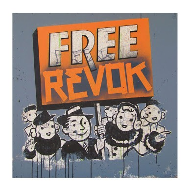 "Bask ""Free Revok"" New Print Available Now"