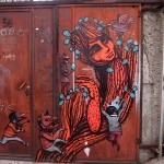 Saner x Bastardilla New Street Piece In Mexico