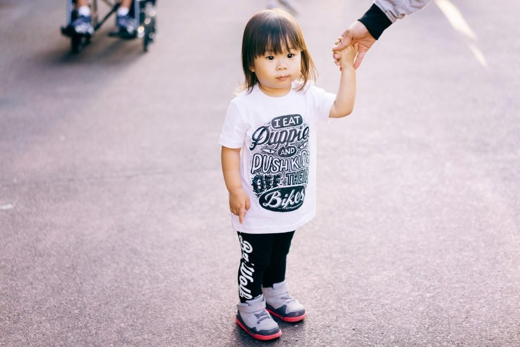 Fashion: Rylsee x BIG BAD WOLF T-Shirt