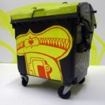 Sickboy 'Wheelie Bin' Euro Edition Available Now