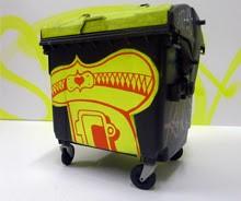 Sickboy 'Wheelie Bin' Euro Edition Available Now