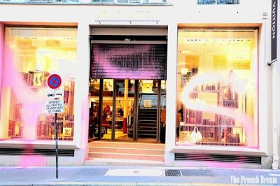 Kidult Hits The Louis Vuitton Store In Paris