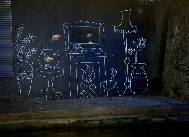 New Banksy Street Work In Camden