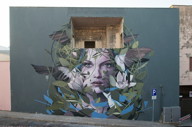 """Cesarea"", a new piece by Bosoletti in Casarano, Italy"