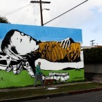 BumbleBee New Mural In Los Angeles, USA