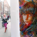 C215 New Street Pieces In London