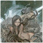 """Audrey Kawasaki """"Charlotte"""" New Print Available August 13th & 14th"""