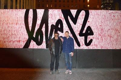 Curtis Kulig & Steve Olson at Standard LA