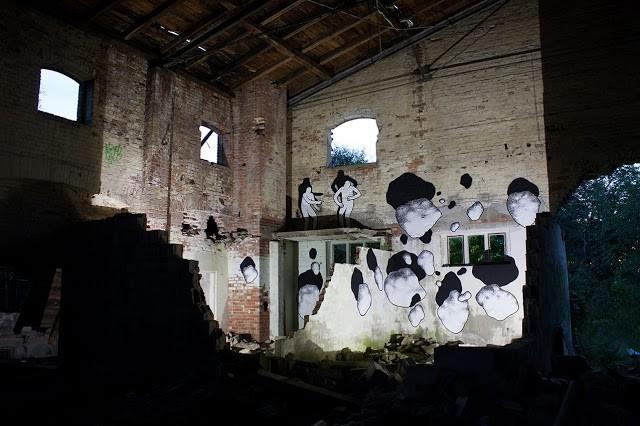 Daan Botlek Reveals New Indoor Installation in Oranienbaum