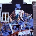 """Conor Harrington """"Deadmeat"""" New Mural In Dublin"""