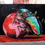 "Deih ""Keep It Rotating"" New Mural – Valencia, Spain"