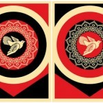 "Shepard Fairey ""Obey Dove Print Set"" New Prints Available August 4th"