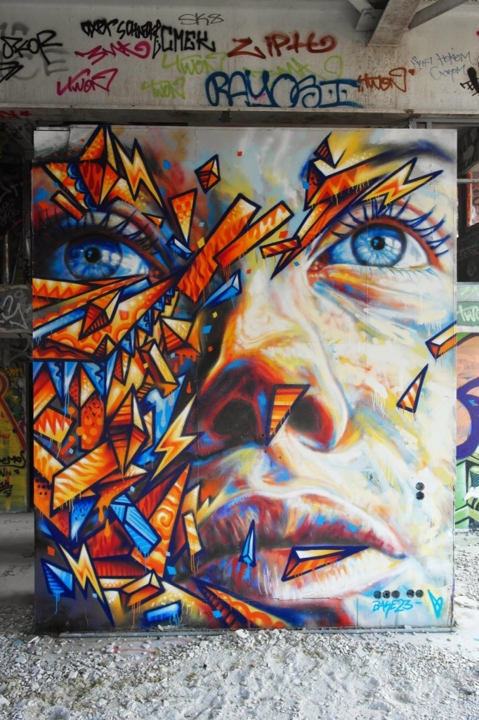 David Walker and Base23 collaborate on a new piece in Berlin, Germany