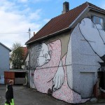 Nuart '15: Ella & Pitr unveils a second mural in Stavanger, Norway