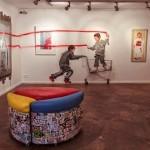 "Coverage: Ernest Zacharevic ""Rock Paper Scissors!"" @ Barcelona's Montana Gallery"