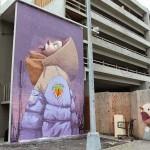 Pow! Wow! '15: Etam Cru creates a new mural in Hawaii
