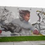 """Evoca1 """"Requiem For Salvation"""" New Mural – Miami, USA"""