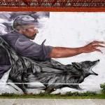 """Evoca1 """"Una Vida, Por Un Sueño"""" New Mural – Mexico City, Mexico"""