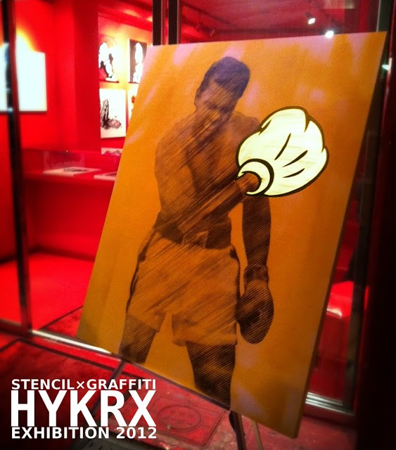 "Hykrx ""HYKRX EXHIBITION 2012"" Osaka Show Opening Coverage"