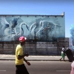 "Faith47 ""You Hold No Blame For My Proud Heart"" New Mural – Cape Town, South Africa"