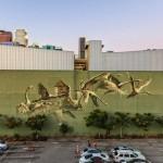 Faith47 New Mural – Los Angeles, USA