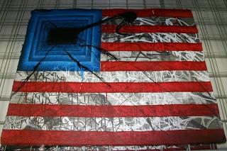"""SABER """"Art Work Rebels Flag"""" Print Release"""