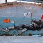Fintan Magee New Murals In Brisbane, Australia