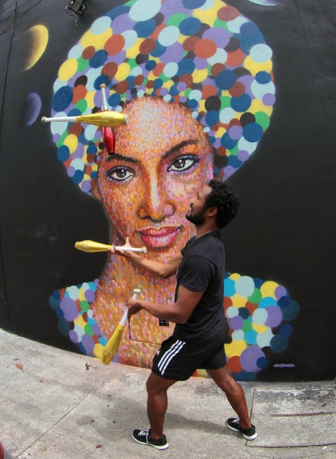 Jimmy C New Street Pieces – Sao Paulo, Brazil