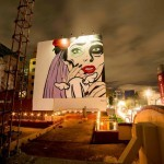 D*Face paints a new mural in Mexico DF for All City Canvas