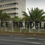"Save The ""Free Mandela"" Mural In Cape Town, South Africa"