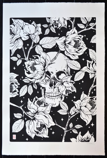 "Broken Fingaz ""Part Of Nature"" New Print Available September 18th"