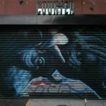 "Gaia ""Fighting Bulls"" New Mural In Manhattan, NYC"
