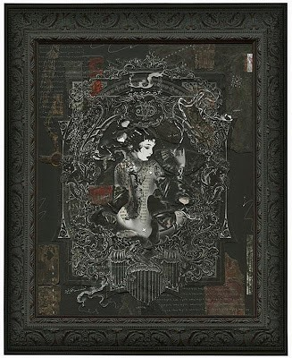 "Handiedan ""Broken Geisha No.1"" New Print Available September 2nd"