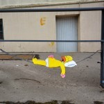 OakOak unveils a new street piece in Saint Etienne, France