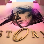 "iNO ""Story"" New Street Piece – Miami Beach, USA"