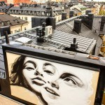 iNO New Rooftop Piece – Stockholm, Sweden