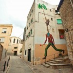 Interesni Kazki New Mural – Girona, Spain