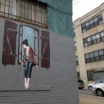 Jana & JS New Street Pieces – Brooklyn, New York City
