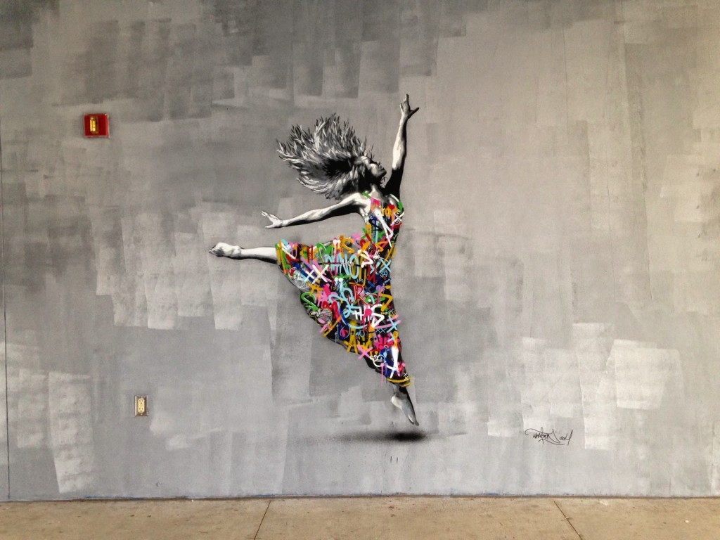 Art Basel '14: Martin Whatson unveils a new series of pieces in Wynwood, Miami